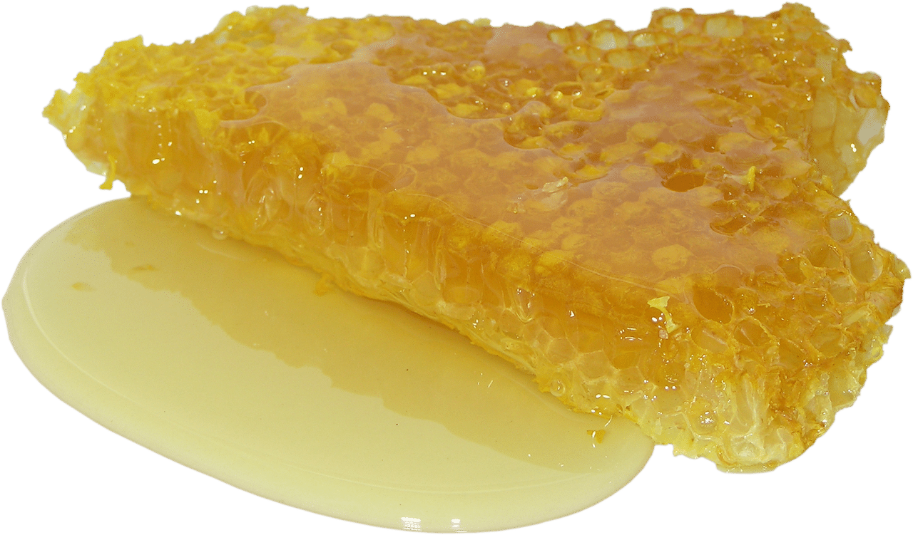 Harvest raw honey for health benefits